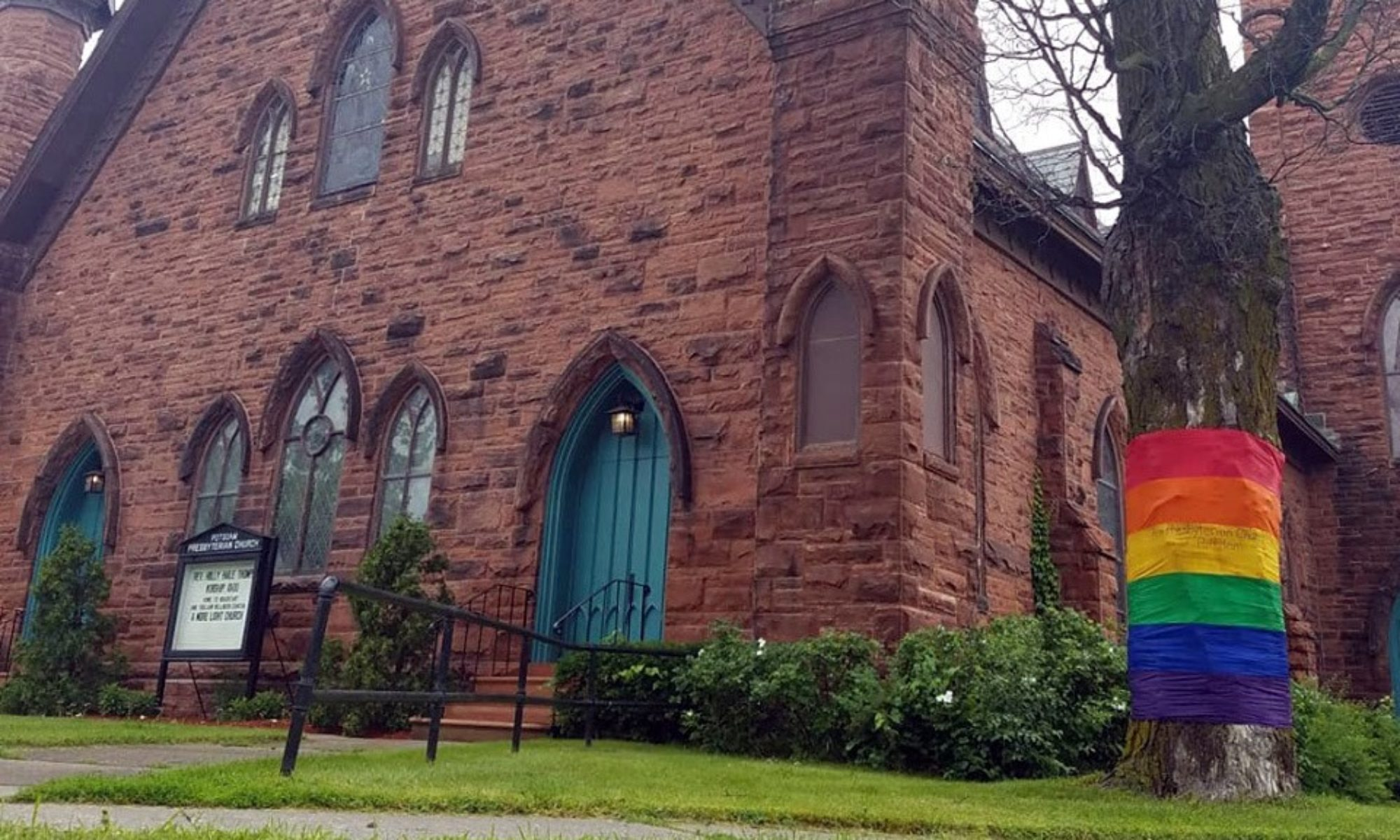 First Presbyterian Church, Potsdam